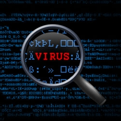 Virus trojan attack from facebook